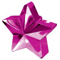 Dark Pink Star Balloon Weight