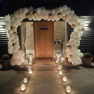 Organic doorway arch