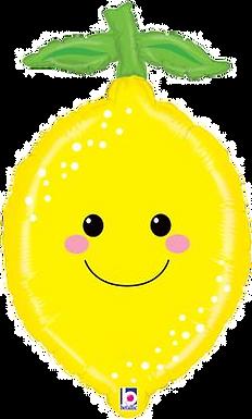"Produce Pal Lemon 29"" Foil Balloon"