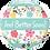 "Thumbnail: Feel Better Soon Floral 18"" Foil"