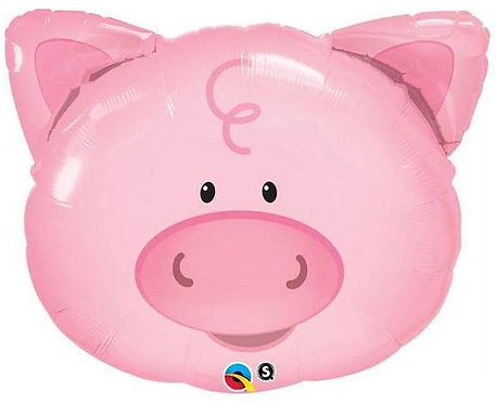 Pig Supershape Balloon