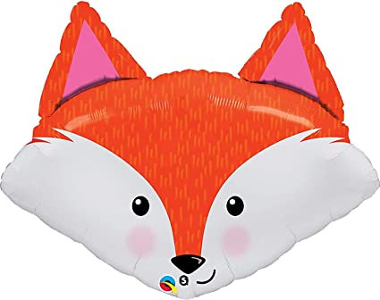 Fox Supershape Balloon