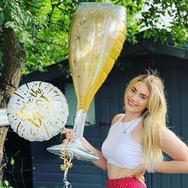 Result Celebration Balloons