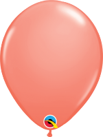 "Coral 11"" Latex Balloon"