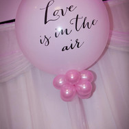Custom printed 3ft latex balloon