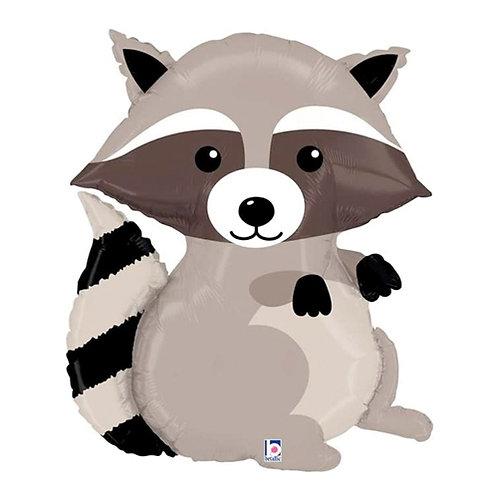 Raccoon Supershape Balloon