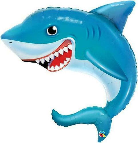 Shark Supershape Balloon