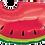 "Thumbnail: Watermelon 35"" Foil Balloon"