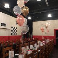 7 latex balloon display