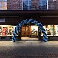 Pavers Worcester spiral arch