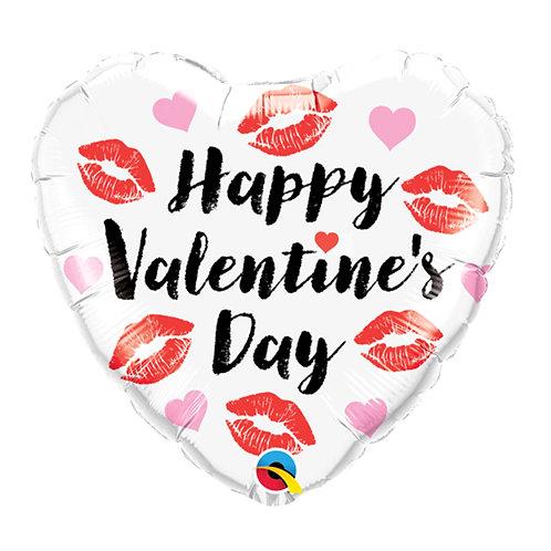 Happy Valentines Kisses