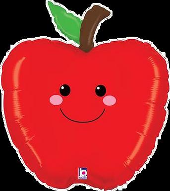 "Produce Pal Apple 26"" Foil Balloon"