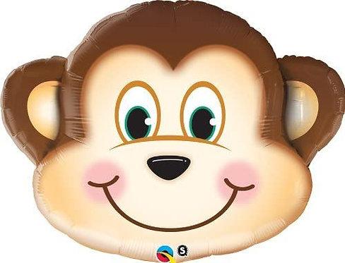 Monkey Supershape Balloon