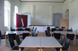Seminar im Grünen Saal