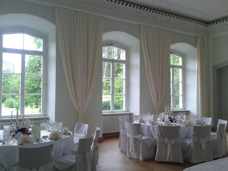 Dinner im Grünen Saal