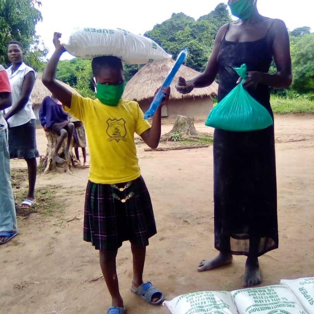 COVID-19 RELIEF UGANDA