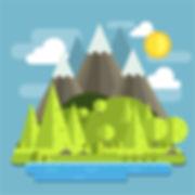 Flat Style Mountainscape .jpg