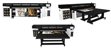 HP R2000 Large formt printer, HP R2000, Digital printing, banners, flat stock,
