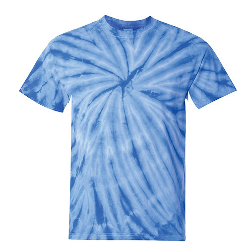 Dyenomite - Cyclone Pinwheel Short Sleeve T-Shirt - 200CY