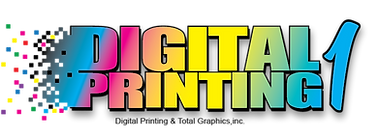 digital, printing, 1, logo, digital printing 1 logo,