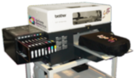 direct, to garment, printing, Brother GTX, digital printing, t-shirt,