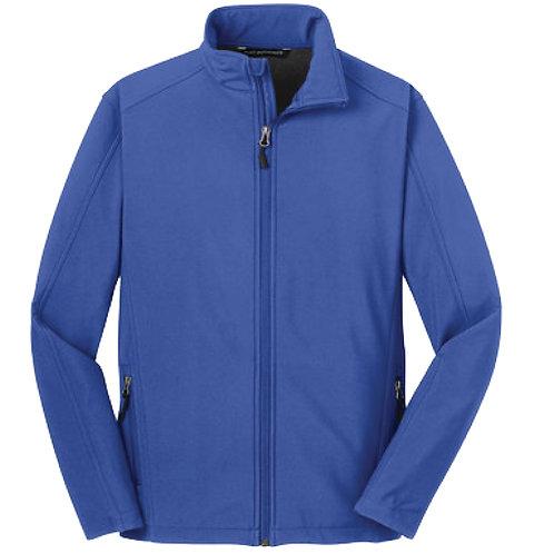 J317 Port Authority® Core Soft Shell Jacket