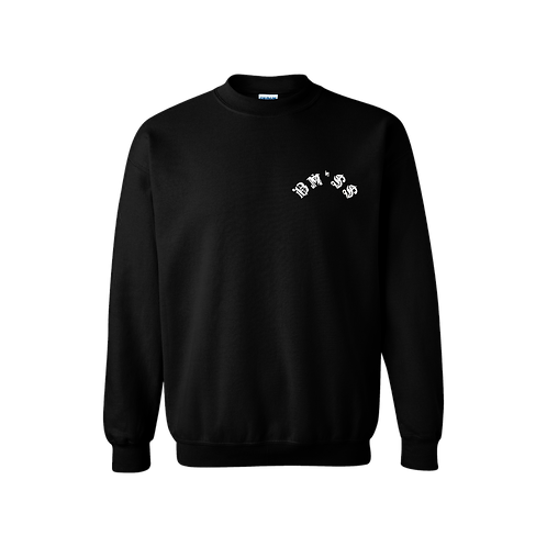 "Black ""BMiSS"" Sweatshirt"