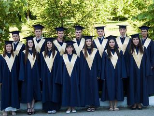 Bible School Graduation
