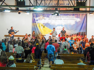 Camps in Moldova & Ministry in Malawi