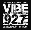 Vibe 927 Logo for Instagram and Twitter