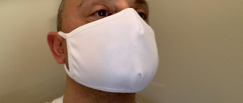 Blank Masks (White)