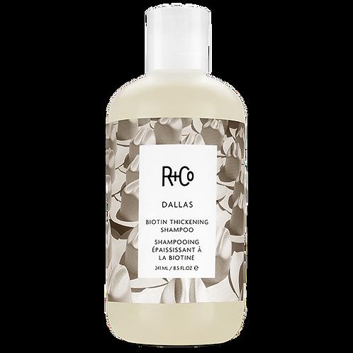 R+Co Dallas Biotin Thickening Shampoo (241ml)