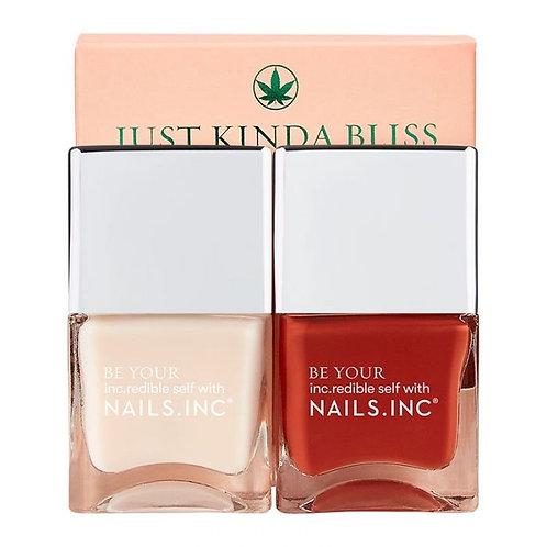 Nails inc duo Just Kinda Bliss