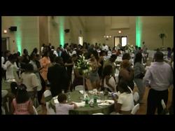 Wedding Reception (Notice Uplighting