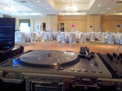 DJ Setup Up