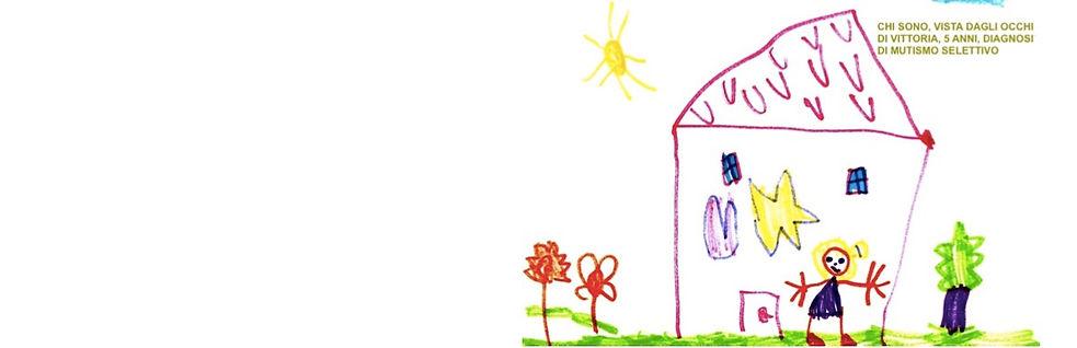 Un disegno di Vittoria che ritrae la dott.ssa Cattafesta