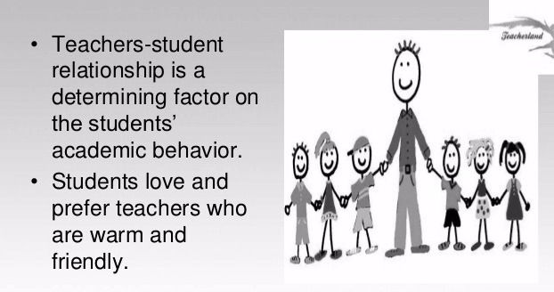 Teacher/Student Relationships