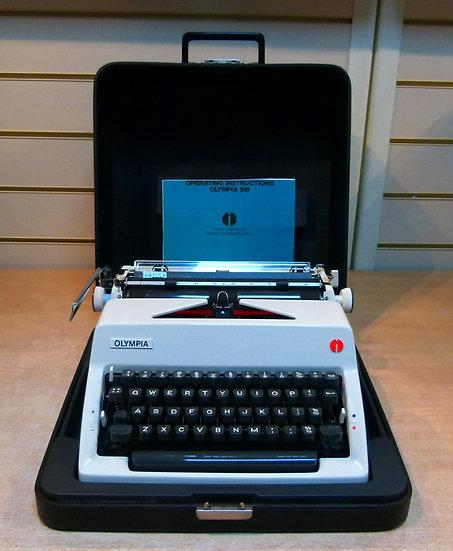 Olympia SM9 Portable (1972)