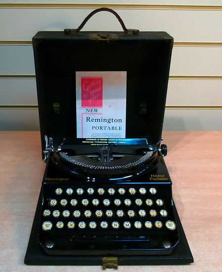 Remington Home Portable (1936)