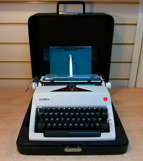 Olympia SM8 Portable (1974)