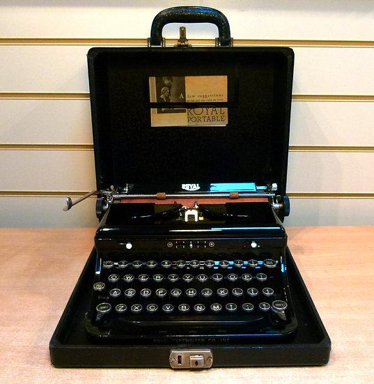 Royal O Portable (1936)