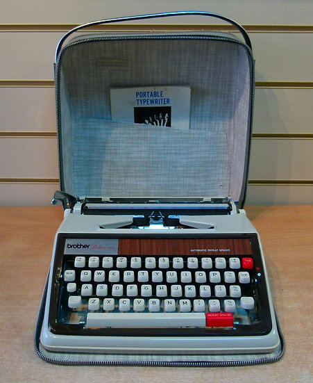 Brother Deluxe 1350 (1970's)