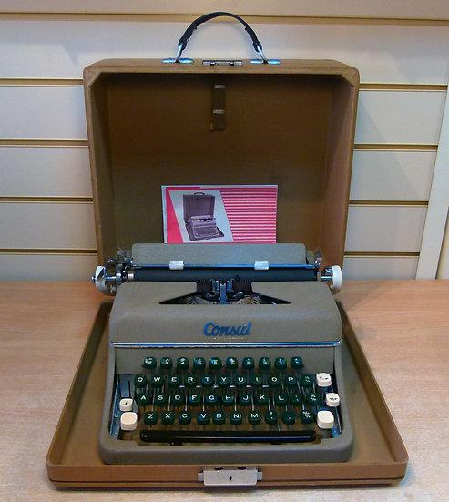 Consul 1511 Portable (1950's)
