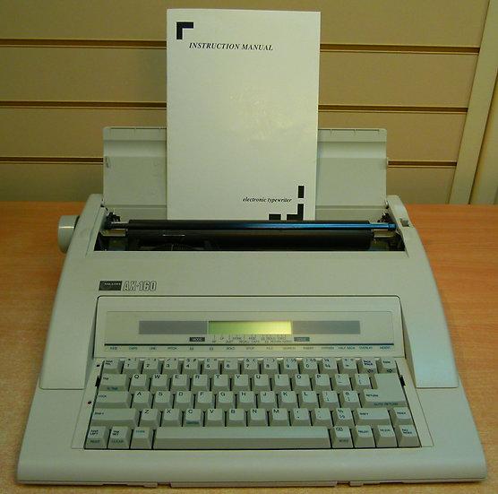 Nakajima AX160 Memory Typewriter