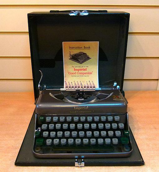 Imperial Good Companion 1 Portable (1956)