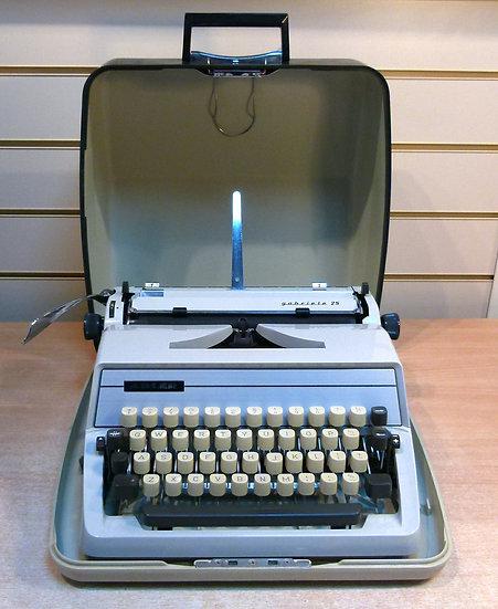 Adler Gabriele 25 Portable (1969)