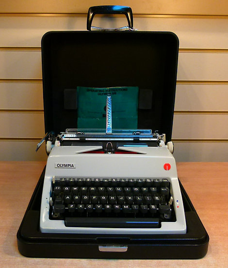 Olympia SM9 Portable (1970)