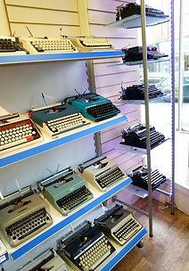 Typewriters For Sale