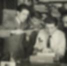 About George Blackman Vintage Typewriter