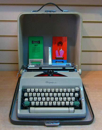 Olympia SM9 portable (1966)